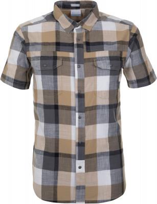 Рубашка мужская Columbia Leadville Ridge YD, размер 56-58Рубашки<br>Мужская рубашка columbia из легких натуральных материалов станет отличным выбором для путешествий.