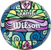 Мяч для пляжного волейбола Wilson GRAFFITI