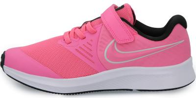 Кроссовки для девочек Nike Star Runner 2, размер 28.5