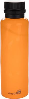 Фляга складная AceCamp 550 млПосуда<br>Легкая складная бутылка acecamp из силикона станет незаменимой в походе.