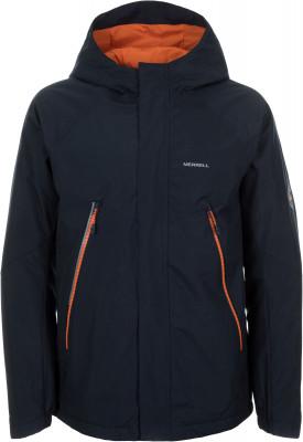 Куртка утепленная мужская Merrell, размер 48Куртки <br>Мужская куртка от merrell - отличный выбор для походов и отдыха на природе в холодное время года. Защита от влаги технология m select shield защищает ткань от воды и грязи.