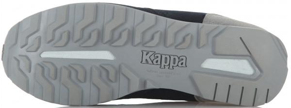 f8f91e02 Кроссовки утепленные мужские Kappa Authentic Run Mid темно-синий цвет —  купить за 4799 руб. в интернет-магазине Спортмастер