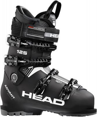 мужские ботинки head, черные