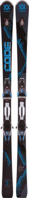 Горные лыжи Volkl Code S + rMotion2 12 GW Code