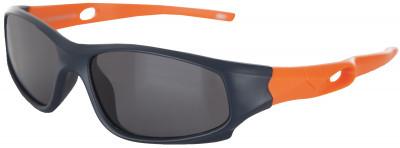 Солнцезащитные очки детские LetoЛегкие и удобные солнцезащитные очки leto с полимерными линзами в пластмассовой оправе.<br>Возраст: Дети; Пол: Мужской; Цвет линз: Серый; Цвет оправы: Синий, оранжевый; Назначение: Детские; Ультрафиолетовый фильтр: Да; Поляризационный фильтр: Да; Зеркальное напыление: Нет; Категория фильтра: 3; Материал линз: Полимер; Оправа: Пластик; Вид спорта: Активный отдых; Производитель: Leto; Артикул производителя: LTS816PB; Срок гарантии: 1 месяц; Страна производства: Китай; Размер RU: Без размера;
