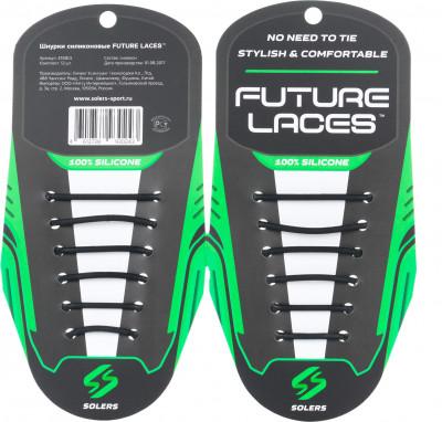 Шнурки силиконовые SolersЭластичные силиконовые шнурки станут удобной и функциональной заменой традиционным шнуркам. Они позволяют быстро обуться и подходят к любому размеру обуви.<br>Пол: Мужской; Возраст: Взрослые; Производитель: Solers; Артикул производителя: E558LS; Страна производства: Китай; Материалы: 100 % силикон; Размер RU: Без размера;