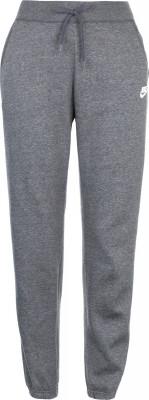 Брюки женские Nike SportswearУдобные и мягкие брюки nike sportswear, выполненные в спортивном стиле.<br>Пол: Женский; Возраст: Взрослые; Вид спорта: Спортивный стиль; Силуэт брюк: Зауженный; Количество карманов: 2; Производитель: Nike; Артикул производителя: 803650-071; Страна производства: Пакистан; Материал верха: 52 % хлопок, 28 % вискоза, 20 % полиэстер; Размер RU: 40-42;