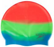Шапочка для плавания Speedo Multi Colour Silc