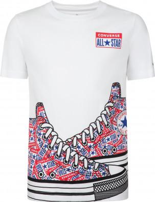 Футболка для мальчиков Converse Sneaker