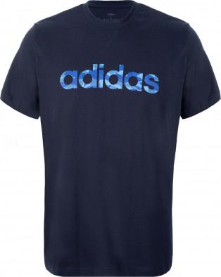 Футболка мужская Adidas Camo Linear