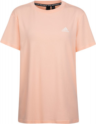 Футболка женская adidas Must Haves 3-Stripes, размер 42-44 фото