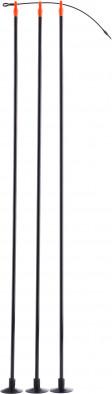 Стрелы для лука с присоской Torneo, 3 шт.
