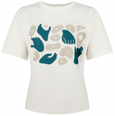 Футболка женская Mountain Hardwear Hand/Hold™, размер 44