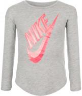 Футболка с длинным рукавом для девочек Nike