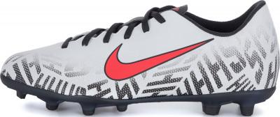 Бутсы для мальчиков Nike Vapor 12 Club GS Njr FG/MG, размер 37