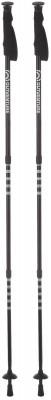 Трекинговые палки OutventureТрехсекционные телескопические палки от outventure помогают равномерно распределить нагрузку во время продолжительных походов.<br>Назначение: Трекинг; Пол: Мужской; Возраст: Взрослые; Складная конструкция: Да; Регулировка по длине: 65-135 см; Материал древка: Алюминиевый сплав 6061; Материал наконечника: Победит; Материал ручки: Пластик, неопрен; Длина палки: 65-135 см; Длина в сложенном виде: 65 см; Система блокировки: RotateLock; Диаметр палки: 18/16/14 мм; Вес пары: 0,55 кг; Производитель: Outventure; Артикул производителя: KE630199; Срок гарантии: 2 года; Страна производства: Китай; Размер RU: 65-135;