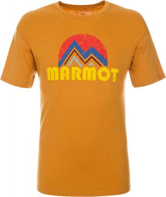 Футболка мужская Marmot, размер 54-56