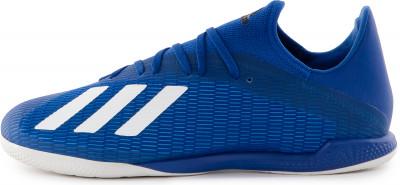 Бутсы мужские Adidas X 19.3 In, размер 43