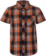 Рубашка с коротким рукавом для мальчиков Outventure