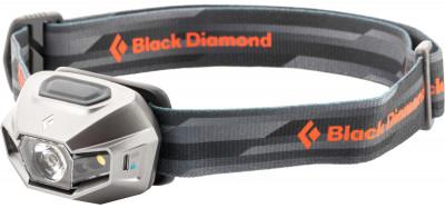 Фонарь налобный Black Diamond ReVoltФонарь revolt-это новый стандарт для гибридных фонарей, способных работать от аккумуляторов и обычных батареек.<br>Количество светодиодов: 3 белых светодиода, 2 красных светодиода; Световой поток (люмен): 110; Производитель: Black Diamond; Артикул производителя: 620600-TITMALL; Страна производства: Китай; Размер RU: Без размера;