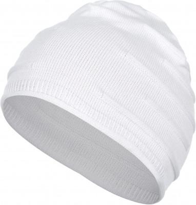 Шапка для девочек Satila WrinkyЛ гкая шапочка белого цвета с оригинальной структурой отлично подходит для весенне-летнего сезона.<br>Пол: Женский; Возраст: Дети; Вид спорта: Путешествие; Материал верха: 100 % хлопок; Производитель: Satila; Артикул производителя: R81238; Страна производства: Россия; Размер RU: 56;