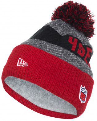 Шапка New Era Sport Knit Saf49