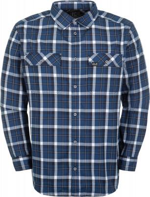 Купить со скидкой Рубашка мужская Jack Wolfskin Bow Valley, размер 46-48