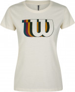 Футболка женская Wilson Blur Tech