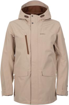Ветровка мужская Merrell, размер 50Куртки <br>Практичная ветровка merrell - идеальный выбор для прогулок в прохладные дни. Защита от влаги технология m select shield защищает ткань от воды и грязи.