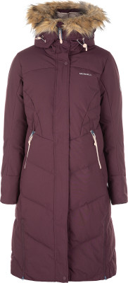 Куртка пуховая женская Merrell, размер 50