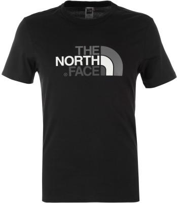 Футболка мужская The North Face EasyХлопковая футболка от the north face для активного отдыха на природе. Свобода движений прямой крой не сковывает движения.<br>Пол: Мужской; Возраст: Взрослые; Вид спорта: Походы; Защита от УФ: Нет; Покрой: Прямой; Светоотражающие элементы: Нет; Дополнительная вентиляция: Нет; Материалы: 100 % хлопок; Производитель: The North Face; Артикул производителя: T92TX3; Страна производства: Македония; Размер RU: 48;