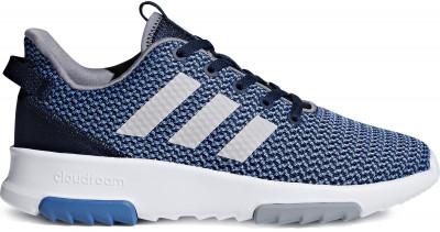 Кроссовки для мальчиков Adidas Cloudfoam Racer TR, размер 34
