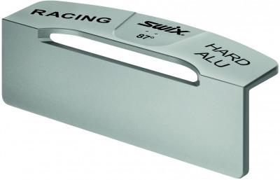 Направляющая Swix, 87°Направляющая для напильника для заточки кантов со стороны боковой поверхности из прочного алюминия. 87 градусов.<br>Состав: Алюминий; Вид спорта: Горные лыжи; Производитель: Swix; Артикул производителя: TA587; Размер RU: Без размера;