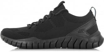 Кроссовки мужские Skechers Overhaul черный цвет - купить за 3149 руб ... 88b896ca47f40