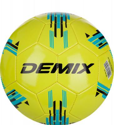 Мяч футбольный DemixОблегченный футбольный мяч подходит для игры на газоне.<br>Сезон: 2015/2016; Возраст: Взрослые; Вид спорта: Футбол; Тип поверхности: Универсальные; Назначение: Любительские; Материал покрышки: Синтетическая кожа; Материал камеры: Резина; Способ соединения панелей: Машинная сшивка; Количество панелей: 32; Вес, кг: 0,32; Производитель: Demix; Артикул производителя: DF150135-; Срок гарантии: 6 месяцев; Страна производства: Китай; Размер RU: 5;