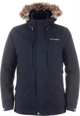 Куртка 3 в 1 мужская Columbia Bean BluffТехнологичная мужская куртка от columbia для поездок и долгих прогулок. Сохранение тепла пуховый утеплитель и технология omni-heat гарантируют превосходное сохранение тепла.<br>Пол: Мужской; Возраст: Взрослые; Вид спорта: Путешествие; Коэффициент плотности набивки пуха: 700; Наличие мембраны: Да; Возможность упаковки в карман: Нет; Регулируемые манжеты: Да; Покрой: Прямой; Светоотражающие элементы: Нет; Дополнительная вентиляция: Нет; Проклеенные швы: Да; Длина куртки: Средняя; Наличие карманов: Да; Капюшон: Не отстегивается; Мех: Искусственный; Количество карманов: 6; Длина по спинке: 67 см; Водонепроницаемые молнии: Нет; Застежка: Молния; Материал верха: 100 % полиэстер; Материал подкладки: 100 % полиэстер; Материал утеплителя: 100 % пух; Технологии: Omni-Heat, Omni-Tech; Производитель: Columbia; Артикул производителя: 1743021439XXL; Страна производства: Вьетнам; Размер RU: 56-58;